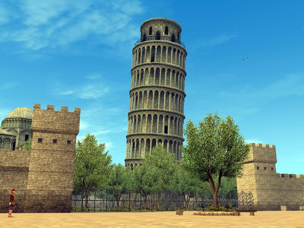 ピサの斜塔の画像 p1_2